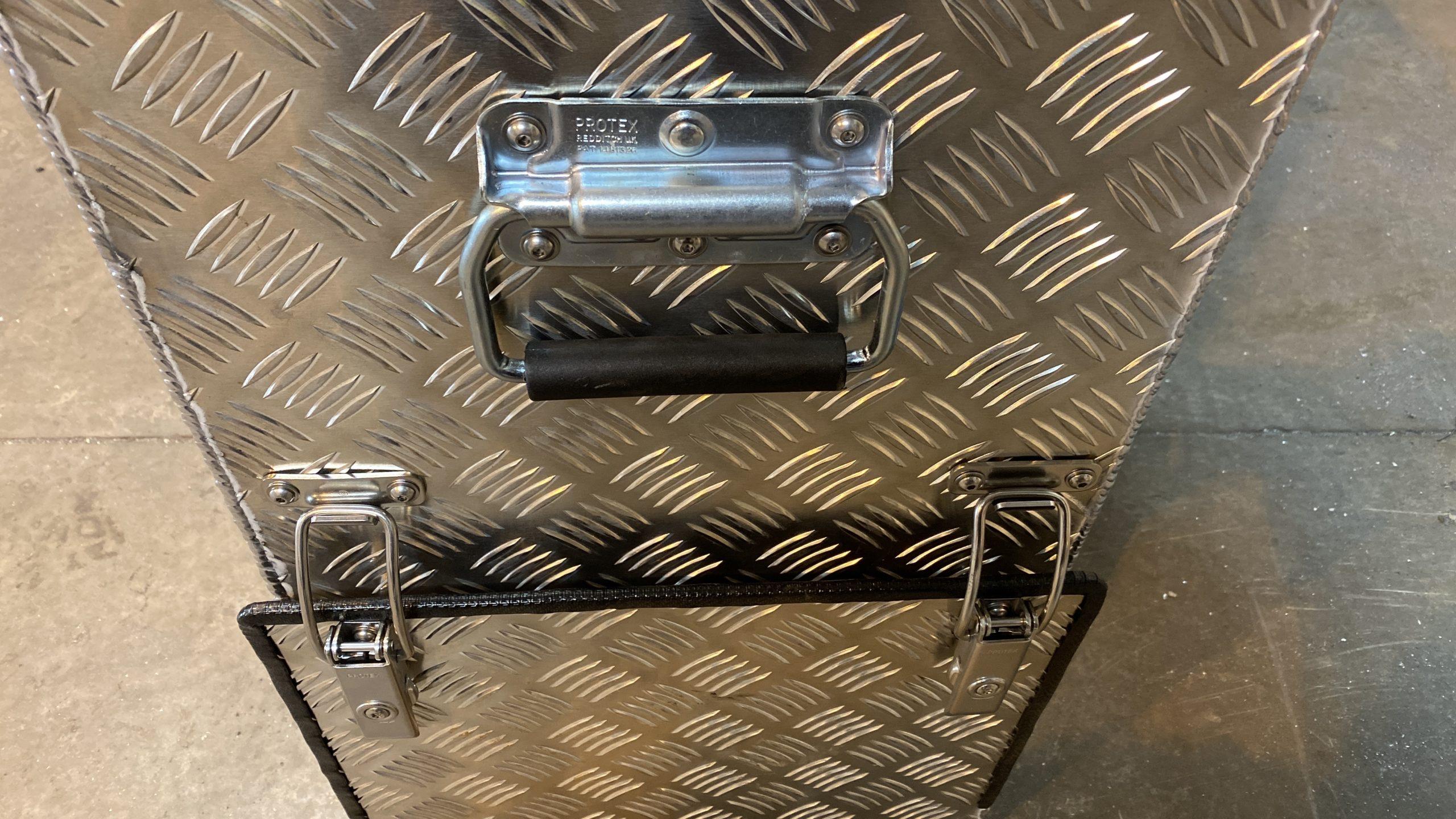 Bespoke Aluminium Boxes
